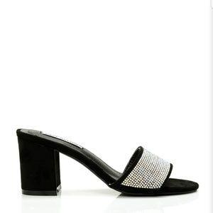 Comfortable Bling Heels